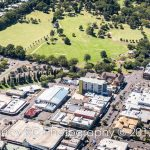 Aerials Toowoomba and Queens Park