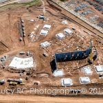 Aerials Pulse Data Centre ~ Witmack Industry Park, Wellcamp, Toowoomba