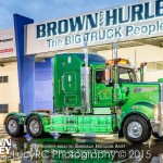 Brown + Hurley provide trucks to the road transport industry