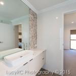 Main bedroom ensuite in Highfields Queensland
