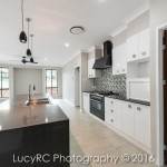 New build home kitchen in Toowoomba
