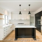 Modern Kitchen in a new build home in Geham Queensland