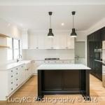 Modern Kitchen in a new build home in Geham Queensland