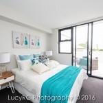 Brisbane Apartment bedroom