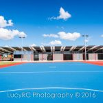 Toowoomba Regional Council - Highfields Sport and Recreation Park basketball courts