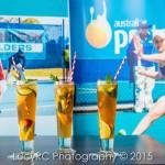 Hutchinson Builders Toowoomba International, Tennis tournament launch