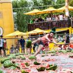 Chinchilla watermelon festival events photographer