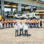 Ezyquip Toowoomba staff group photo