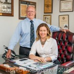 Taylor's Removals Toowoomba - Melissa and her father Ray Taylor