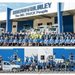 Brown + Hurley Toowoomba staff group photographer